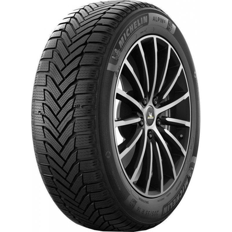 Anvelope  Michelin Alpin 6 195/65R15 91T Iarna